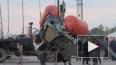 Под Петербургом в озеро рухнул горящий вертолет. Выясняе...