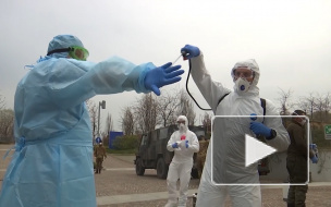 Российские врачи начали борьбу с коронавирусом в Ломбардии