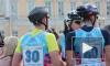 На Дворцовой площади олимпийские чемпионы примут участие в лыжном спринте