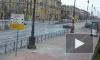 Момент ДТП на пересечении Московского и Фрунзе попал на видео