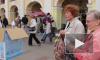 """Акция милосердия """"Белый цветок"""" проходит в Петербурге"""