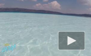 Озеро Салда или Турецкие Мальдивы