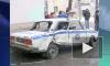 В Москве Ниссан на красный протаранил полицейское авто - один погиб, трое в реанимации