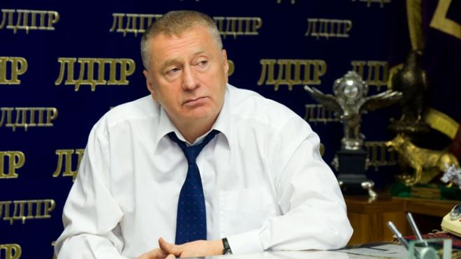 У партии Владимира Жириновского могут отнять название