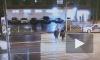 "Видео: водитель сбил двух пешеходов на ""зебре"" на Ленсовета"