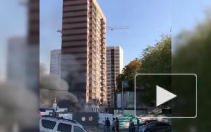 В московском районе Кузьминки прогремел взрыв