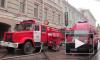 Пожар в частном секторе напугал жителей Пушкина