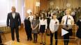 Видео: в калининской школе прошла линейка, посвященная ...
