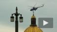 Вертолеты с VIP-ами творят анархию в небе