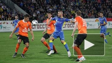 «Ростов» сыграл вничью с «Уралом» в матче второго тура РФПЛ