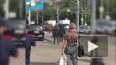 """В Москве полицейские поймали лося около метро """"Выхино"""""""