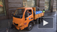 Главные петербургские улицы продезинфицировали хлором