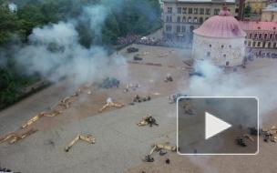 Видео: в Выборге прошла военно-историческая реконструкция боев Выборгской наступательной операции 1944 года