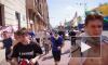 Полиция Петербурга против трезвых и некурящих