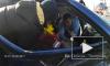 Появилось видео страшного ДТП с двумя иномарками в Челябинске