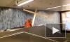 """Конфуз в метро Кельне: """"Иисус"""" деревянным крестом продырявил потолок"""