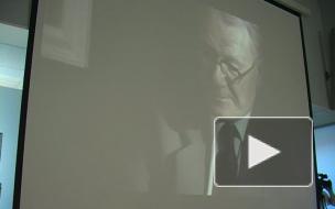 Встреча с Леонидом Парфеновым на журфаке СПбГУ