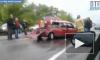 Появилось видео с места ДТП в Воронеже, где погиб грудной ребенок