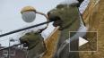 Сбербанк поможет отреставрировать грифонов