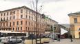 На Сенной площади завершается ремонт фасадов исторических ...