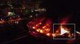 Пожар на рынке Ростова-на-Дону на площади 6000 кв.м ...