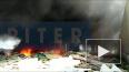 Видео: под Митрофаньевским путепроводом загорелась ...