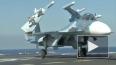 """Видео: российские Су-33 вылетают с крейсера """"Адмирал ..."""