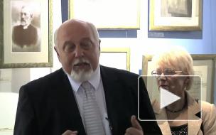 Открытие выставки «Федор Достоевский и Лев Толстой»