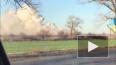 В Украине в Балаклее взорвался военный склад