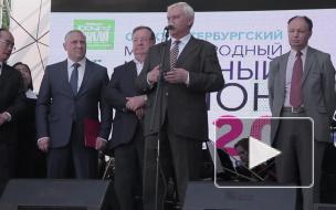 Полтавченко - о культурной столице