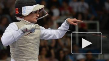 Российский рапирист Сафин завоевал бронзу Олимпийских игр