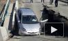 Видео: В Приморье обрушился мост под легковым автомобилем