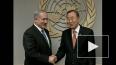 Визит израильского премьер-министра Нетаньяху. В центре ...
