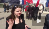 Потерпевшая по делу Удальцова спалилась на видео