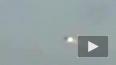 Над Японией загорелся американский истребитель