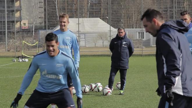 Кокорин и Кришито вошли в команду недели Лиги Европы