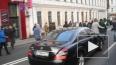 Видео: оппозиция блокировала и сдала полиции VIP-«Мерсед...