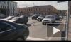 Петербуржцы лишились перехватывающей парковки у метро «Ладожская»