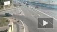 Дорожный кегельбан. ДТП на Академика Павлова