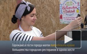 """В Выборге завершился фестиваль """"Выборгский пикник"""""""