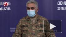 Ереван опроверг заявление Баку об уничтожении армянского полка