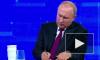 Владимир Путин рассказал о росте фермерского хозяйства