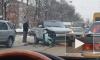 На Комсомола столкнулись Honda CR-V и Range Rover