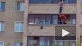 В Кирове мальчик провисел на балконе 6 этажа полчаса, ...