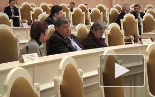 На реставрацию Мариинского дворца выделят 50 миллионов рублей