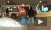 На Ушинского и Черкасова пассажиры толкали буксирующие автобусы