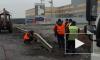 """В парке """"Федоровское"""" перекрытие дороги привело к массовой пробке"""