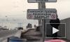 Автомобилистов ждут бешеные пробки на Володарском мосту