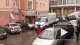 В Петербурге бомж напал с ножом на менеджера, чтобы ...
