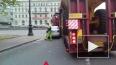 Видео: Грузовик придавил легковушку на пересечении ...
